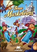 Three Musketeers - video game, dubbing from English to Hungarian, Slovakian and Czech